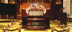 Mighty Wurlitzer at The Nethercutt Collection
