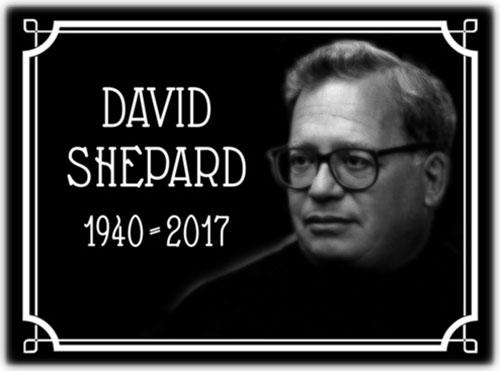 David Shepard 1940-2017